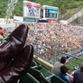 Jeff Gardner at the Hong Kong 7's watching Wales v France, we hope your O'toole Chelsea boots withstood the undoubted Debauchery that ensued !