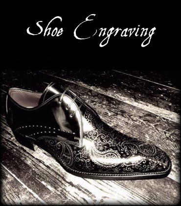 Shoe Engraving