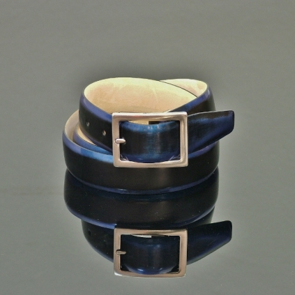 Rub Off Belt - Shade Blue