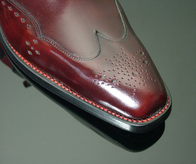 Dexter - 'Novikov' Polished Punch Chelsea
