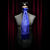 Polka Skull Scarf and Pocket Square Set