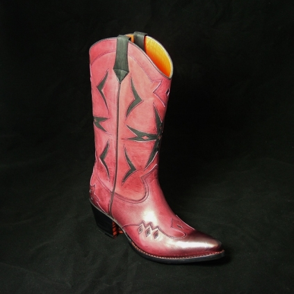 Quatro - Goodyear Welted Festival Mid Leg Boot <b>was <s>£325</s> now £245</b>
