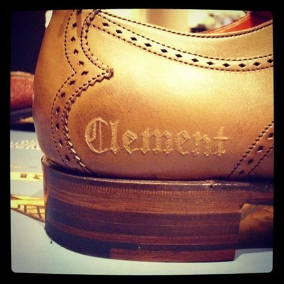 Shoe Engraving service - From £50 & upwards.