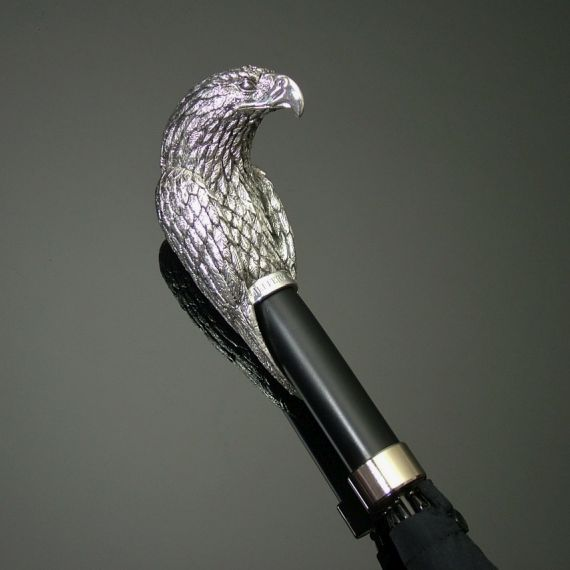Umbrellas - Thorondor Silver Eagle Head