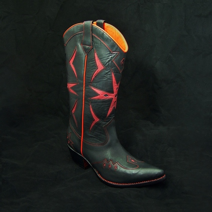 Quatro - Goodyear Welted Festival Mid Leg Boot
