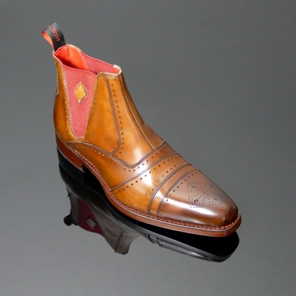 Dexter - 'Point' Cricket Front Chelsea Boot