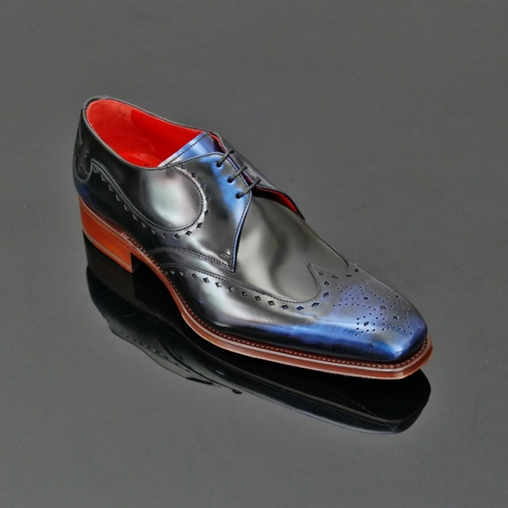 Taboo - 'Atticus' Wing Tip Gibson <b>was <s>£395</s> now £245</b>