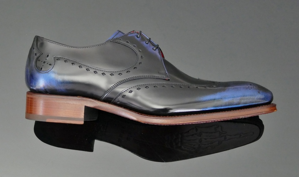 Taboo - 'Atticus' Wing Tip Gibson