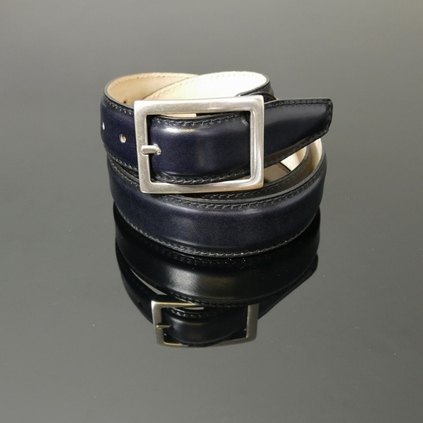 Claudio - Hand Burnished Tiziano Navy