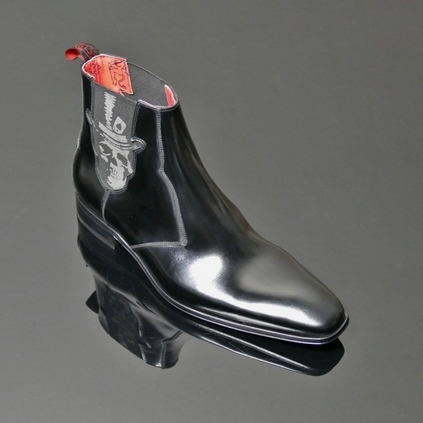 Scarface K185 - 'Mr Lucky' Chelsea Boot