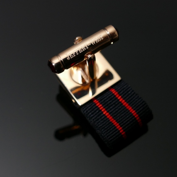 Cufflinks - Death Before Dishonour - GOLD