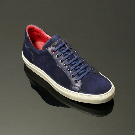 K252 'LOADED' Sneaker Navy S