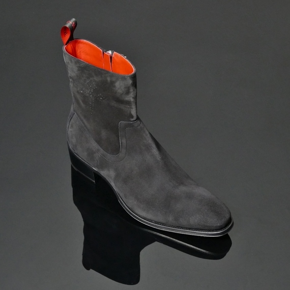 Lynott - 'Liberty' Zip boot