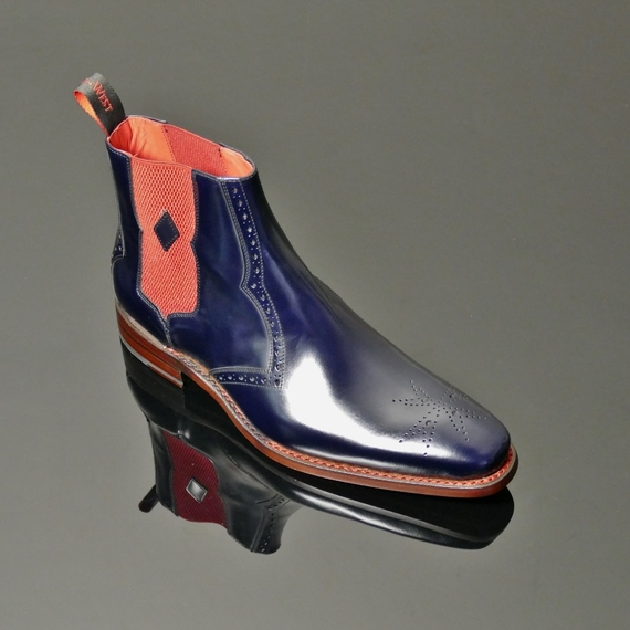 Hunger 'Bowie' Chelsea Boot