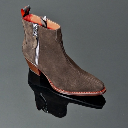 'Spellbound' Ladies Double Zip Boot