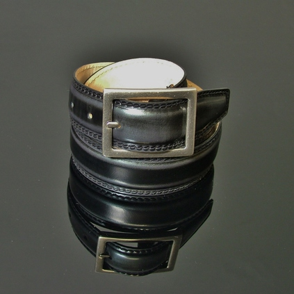 Rub Off Belts - Pewter