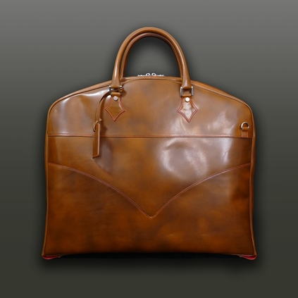 The 'Peter O'Toole' Suit Carrier - Tiziano Tan