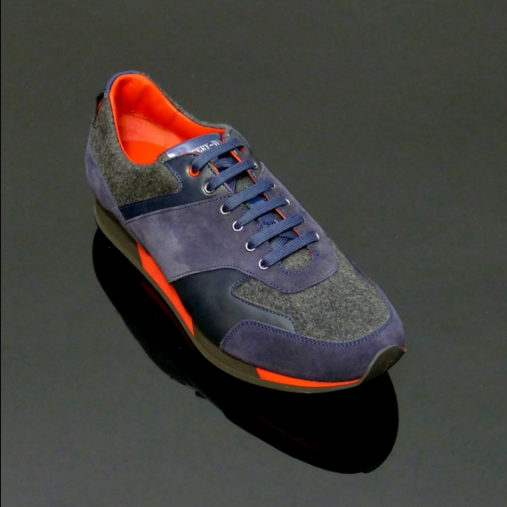 'Courmayeur' Luxury Sneaker