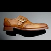 Dexter - 'Morte' Wing Tip Monk Shoe