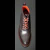 Moriarty 'Bodmin' Wing Tip Derby Boot