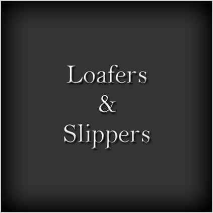 Loafers & Slippers